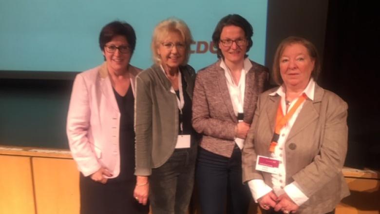 Frauen Union begrüßt Neubau des Frauenhauses