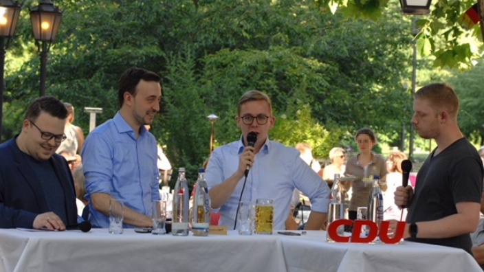 Sommerinterview CDU Herne Zentrum 2018